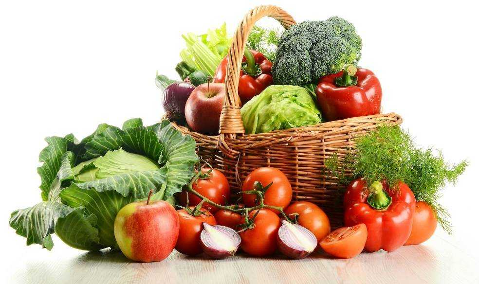 желчегонные продукты питания список для детей