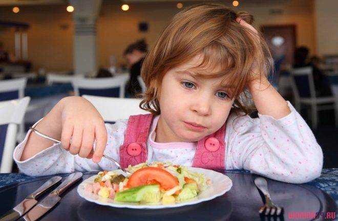 4 стол питания для детей