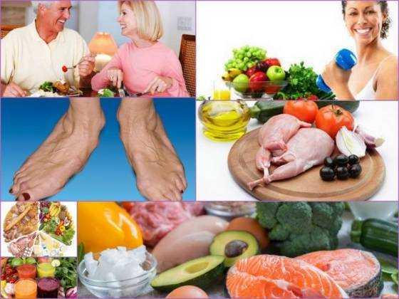 артрит у детей питание