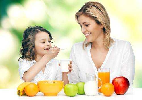 аюрведа о питании детей