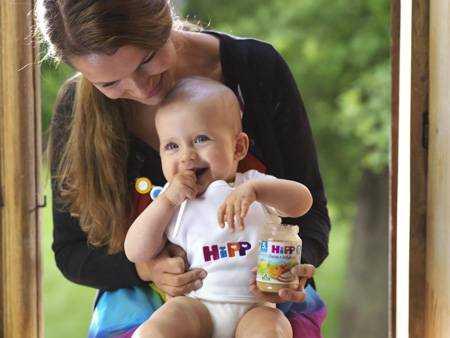 био питание для детей