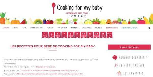блог о питании детей