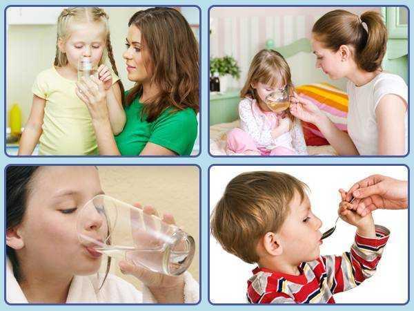 дети отравились детским питанием
