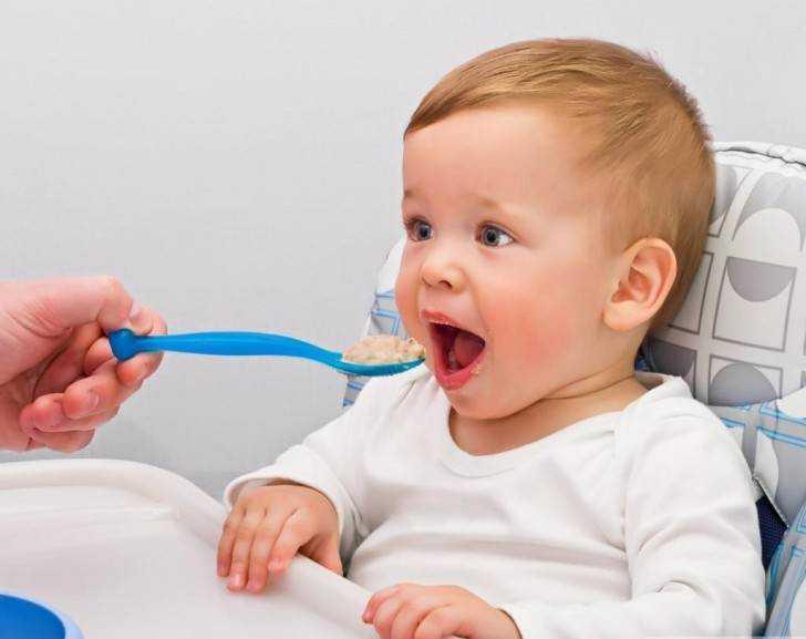 гречка в питании детей