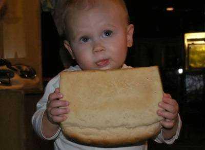 хлеб в питании детей