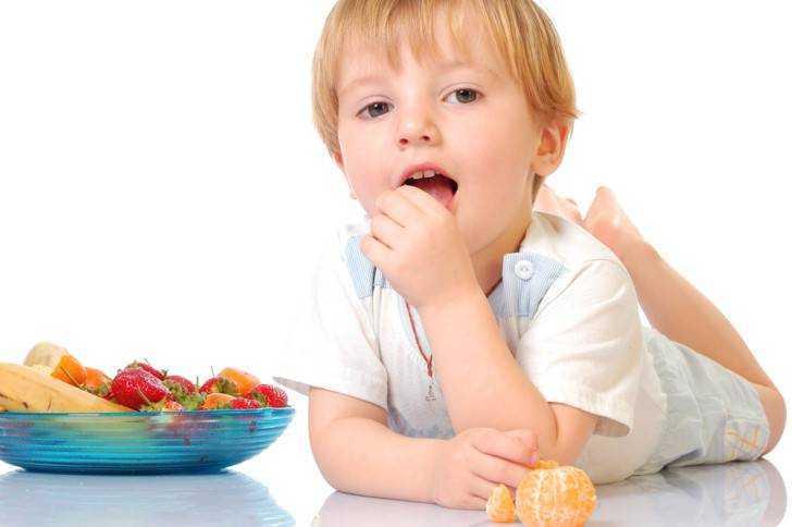 как быстро проявляется аллергия у детей на продукты питания