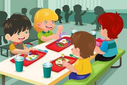 коллаж здоровое питание для детей