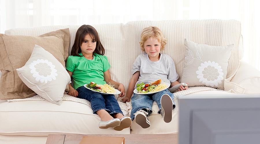 культура питания для детей