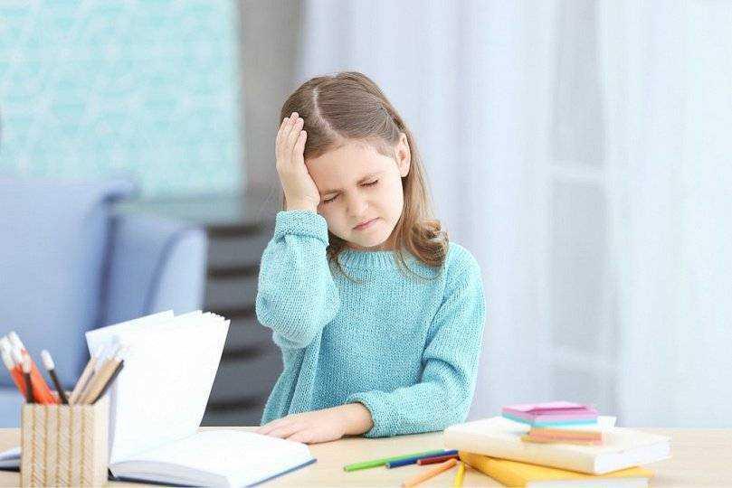мигрень у детей питание