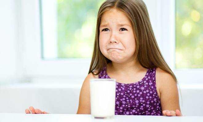 молоко для питания детей