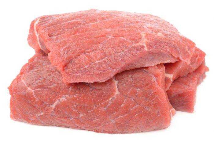 мясо для питания детей
