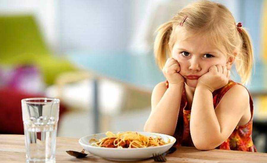 нарушения в питании детей