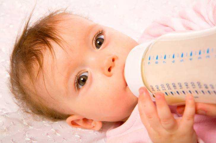 питание 10 месячных детей