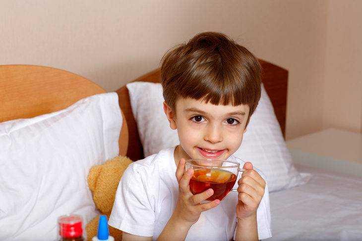 питание детей после химиотерапии
