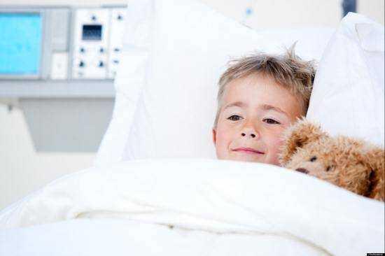 питание детей после наркоза