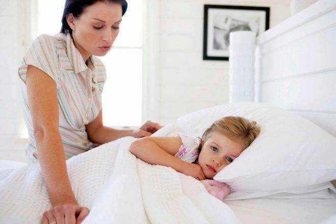 питание детей при мононуклеозе