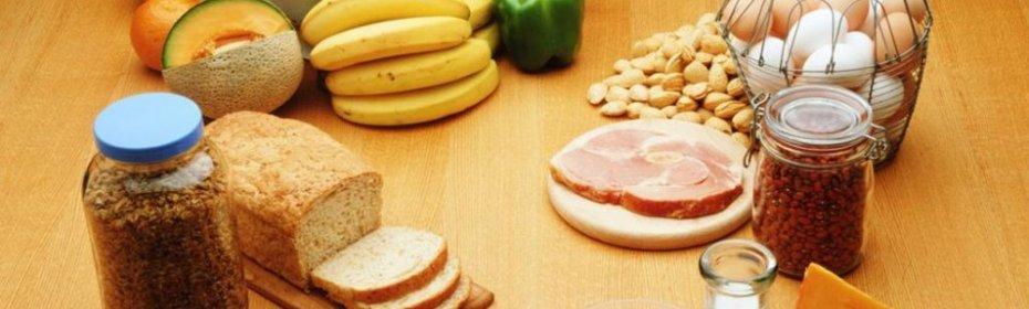 питание детей при няк