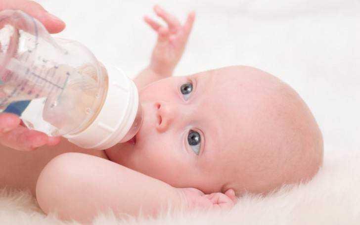 питание детей в 3 4 месяца