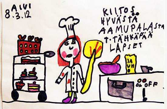 питание детей в финляндии
