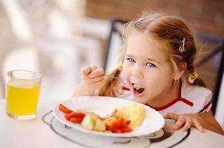 питание для больных детей