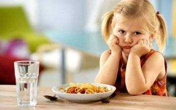 питание для детей после отравления