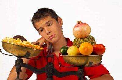 питание для детей с избыточным весом