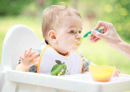 питание для маленьких детей