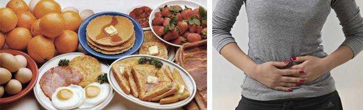 питание при гастрите желудка меню на каждый день для детей