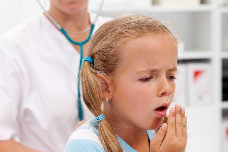 питание у детей кашель