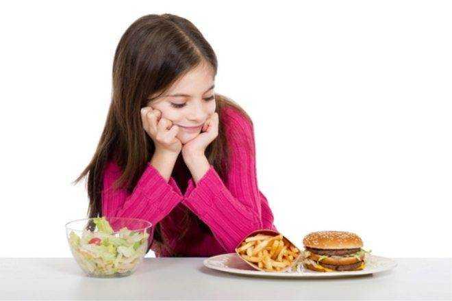 рацион питания для детей 14 15 лет