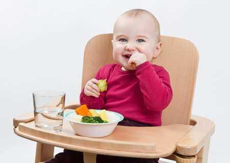 расписание питания для детей