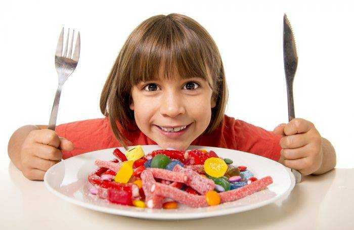 роль углеводов в питании детей различного возраста