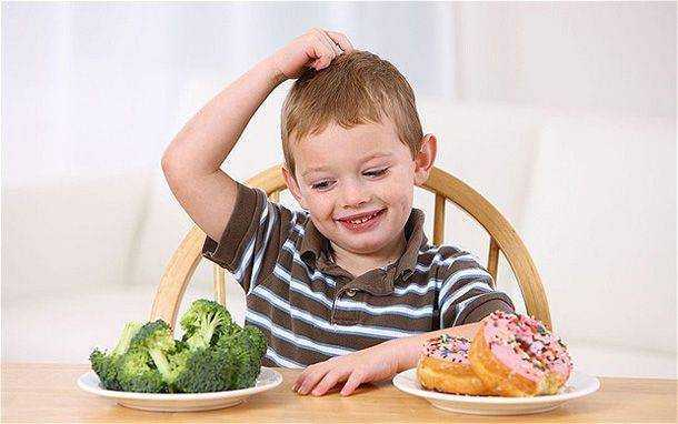специалист по питанию детей