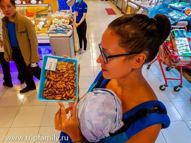 вьетнам с детьми питание
