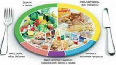 веды о питании детей