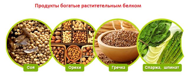 высокобелковое питание для детей