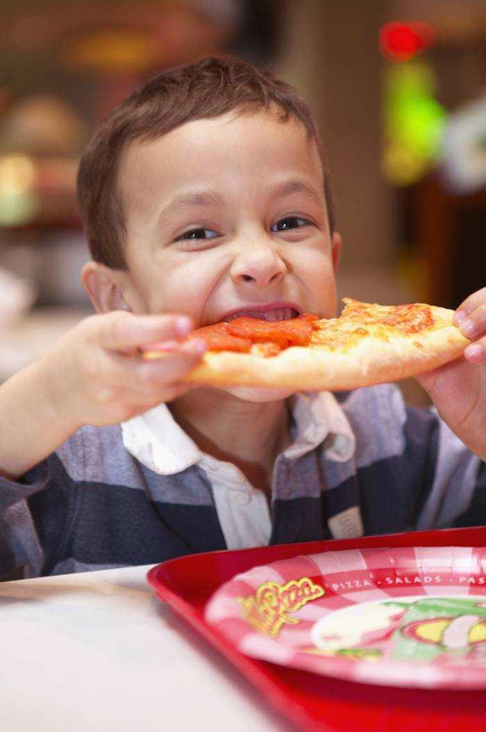 жиры в питании детей