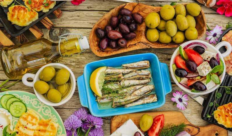 греция питание для детей